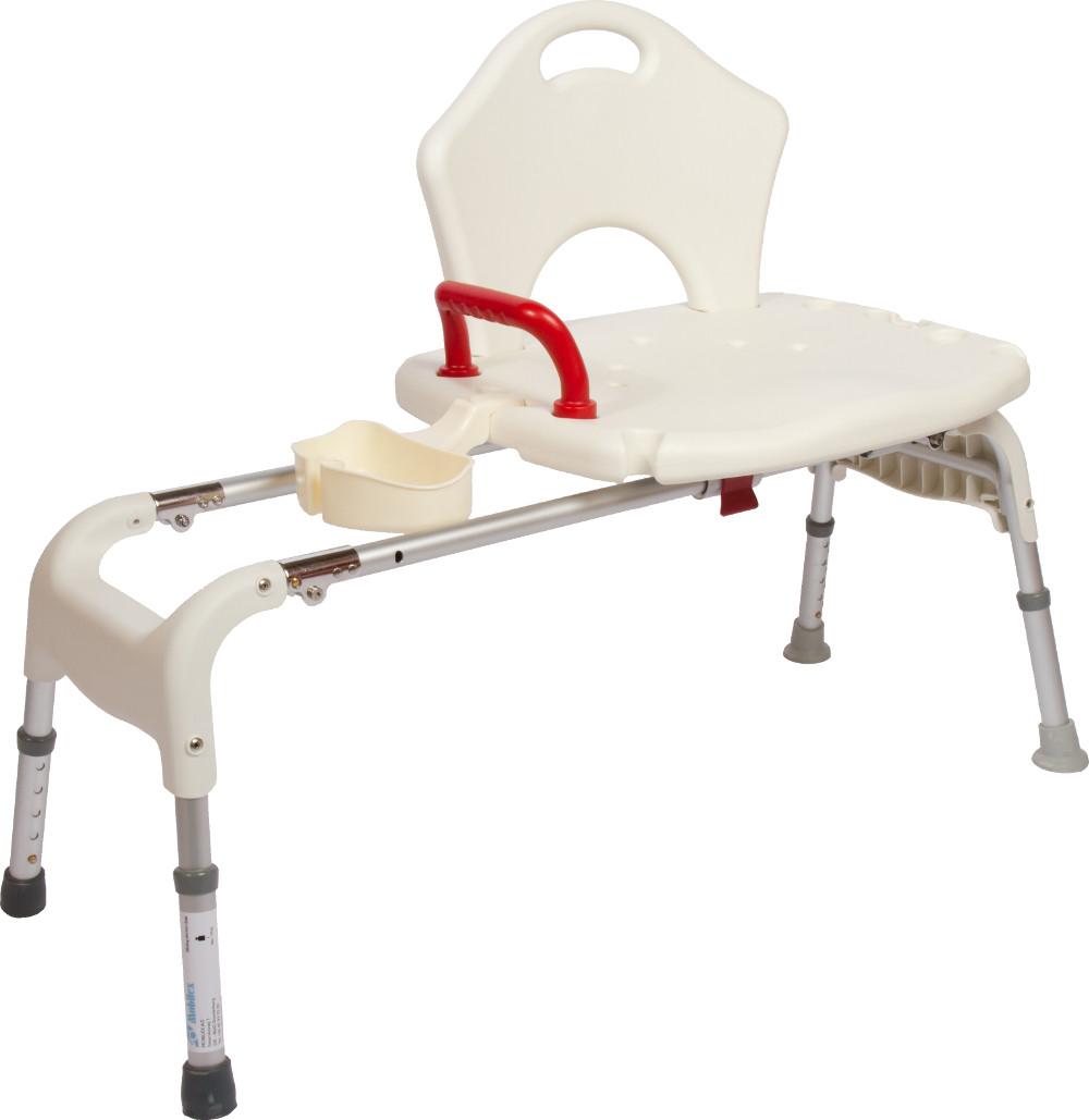 chaise de transfert au bain orthinea. Black Bedroom Furniture Sets. Home Design Ideas