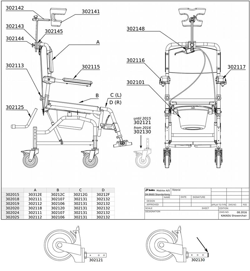 largeur fauteuil roulant. Black Bedroom Furniture Sets. Home Design Ideas